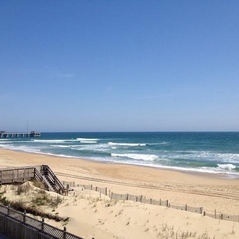 Shore Break...Outer Banks, NC